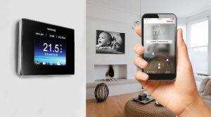 Le smart thermostat – parfait pour votre maison !
